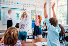 Содействие повышению квалификации учителей в школе, — МОН