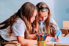 В отношении вербального оценивания детей в начальной школе